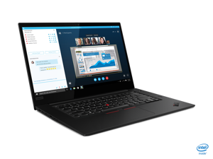 "Lenovo ThinkPad X1 Extreme Home and Business Laptop (Intel i7-9750H 6-Core, 32GB RAM, 1TB PCIe SSD, 15.6"" Full HD (1920x1080), NVIDIA GTX 1650, Fingerprint, Wifi, Bluetooth, Webcam, Win 10 Pro)"