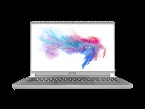"MSI P65 Creator-1243 Gaming and Business Laptop (Intel i7-9750H 6-Core, 16GB RAM, 512GB SSD, 15.6"" Full HD (1920x1080), NVIDIA GTX 1660 Ti, Fingerprint, Wifi, Bluetooth, Webcam, 2xUSB 3.1, Win 10 Pro)"