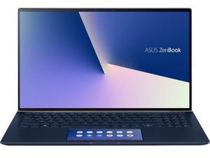"ASUS ZenBook 15 UX534FTC Home and Business Laptop (Intel i7-10510U 4-Core, 16GB RAM, 1TB SSD, 15.6"" Full HD (1920x1080), NVIDIA GTX 1650 [Max-Q], Wifi, Bluetooth, Webcam, 2xUSB 3.1, Win 10 Pro)"