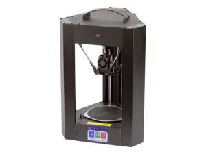 Monoprice Mini Delta 3D Printer With Heated (110x110x120mm) Build Plate, Auto Calibration, Fully Assembled for ABS & PLA + Free MicroSD Card Preloaded