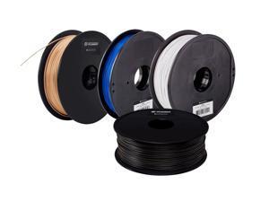 Monoprice High - Accuracy Premium 1.75mm 3D Filament Bundle