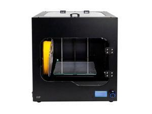 Monoprice Maker Ultimate 2 3D Printer - with (200 x 150 x 150 mm) Heated and Removable Glass Built Plate, Auto Bed Leveling, Internal Lighting
