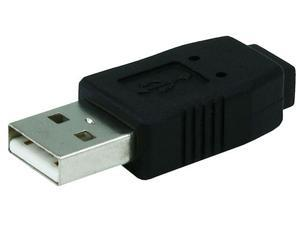 Monoprice USB 2.0 A Male to Mini 5 pin (B5) Female Adapter