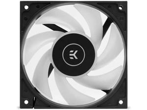EKWB EK-Vardar EVO 120ER 120mm Fan, Digital RGB, 2200 RPM, Black
