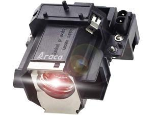 Araca ELPLP39 /V13H010L39 Projector Lamp with Housing for Epson EMP-TW1000 TW700 TW2000 Home Cinema 1080 1080UB Replacement Projector Lamp