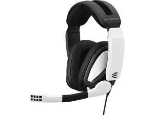 EPOS Sennheiser GSP 301 Gaming Headset with Noise-Cancelling Mic, Flip-to-Mute, Comfortable Memory Foam Ear Pads, Headphones for PC, Mac, Xbox One, PS4, Nintendo Switch, and Smartphone compatible