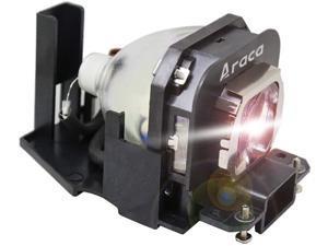 Araca ET-LAX100 Replacement Projector Lamp with Housing for Panasonic PT-AX200U AX100U AX200E AX200 TH-AX100 AX100E AX100 Projector Lamp¡