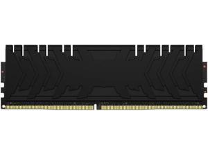 HyperX Predator 128GB 3200MHz DDR4 CL16 DIMM (Kit of 4) XMP HX432C16PB3K4/128, Black, 128GB kit (4 x 32GB)