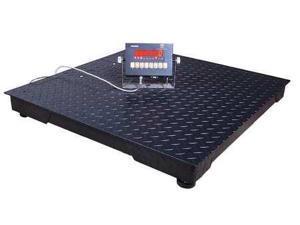 PINNACLE PS3000-55-5N Digital Floor Scale with Remote Indicator 5000 lb./2300kg