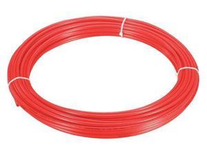 "ZORO SELECT 2VDN9 Tubing,1//2/"" OD,Nylon,Natural,100 Ft"
