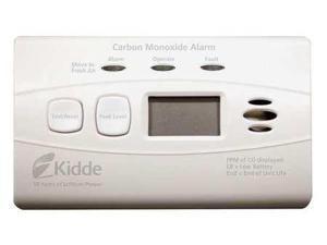 KIDDE C3010-D Carbon Monoxide Alarm, Electrochemical