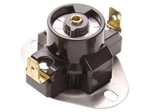 ZORO SELECT 6UEE1 Adjustable Fan Switch,90-130