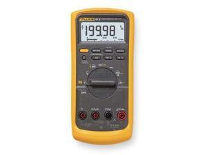FLUKE Fluke-87-V Digital Multimeter, 1,000 Max. AC Volts, 1,000 Max. DC Volts,