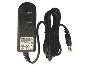 ADAM EQUIPMENT 302409160 AC Adapter,Black,Smooth