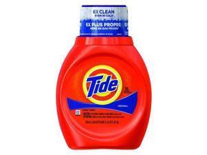 TIDE PGC 13875 TIDE 25 oz. Bottle Original Scent Liquid Laundry Detergent