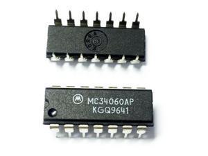 2 PCS MC34060AP MC34060 34060 Integrated Circuit IC Chip DIP-14