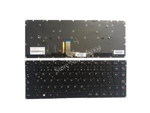 New For Lenovo IdeaPad yoga 900-13ISK for BIZ GR German Black Backlit Keyboard