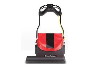 SANITAIRE SC6093A Upright Vacuum Cleaners,163 cfm,Allergen