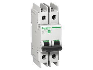 SCHNEIDER ELECTRIC M9F42225 25 A A DIN Rail IEC Miniature Circuit Breaker ,