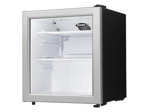 DANBY DAG016A1BDB Refrigerator,Compact Style,Black SS