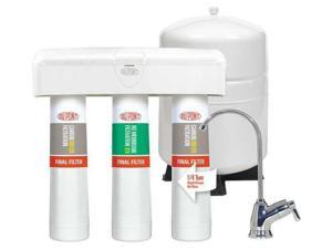 DUPONT WFRO60X-1 Three Stage Reverse Osmosis Filter,13 in