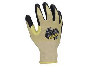 IRONCLAD KKC3KV-05-XL Cut Resistant Coated Gloves, A3 Cut Level, Nitrile, XL, 1