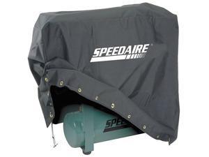 SPEEDAIRE 20VD58 Air Compressor Cover, Black