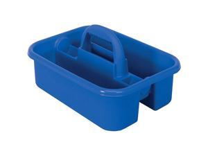 QUANTUM STORAGE SYSTEMS TC-500BL Tool Caddy,Blue