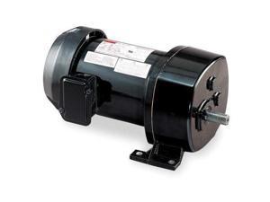 DAYTON 6K383 AC Gearmotor,91 rpm,TEFC,115V