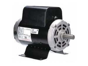 CENTURY B384 Air Compr Mtr,5 HP,3450 rpm,208-230V,56Y