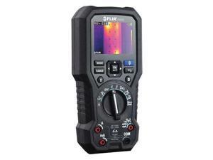 FLIR Systems - DM284 - DM284 - Imaging Multimeter, True RMS, 160 x 120 IR Resolution, 46 x 35, 10 A, 4 mA, 1000 V, 600