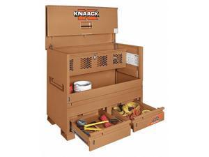 KNAACK 89-D 49 in x 60 in x 30 in Jobsite Piano Box