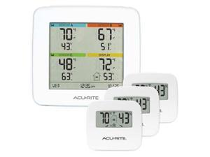 """ACURITE 01095M Weather Station,0 to 99.99"""" Rain Fall"""