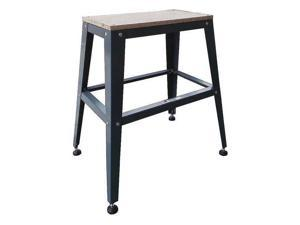 "DAYTON 22DL80 Fixed Work Table,Particleboard,23""W,13""D"