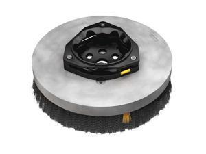 """TENNANT 1246598 Rotary Brush,32"""" Machine,16"""" Brush,Round"""