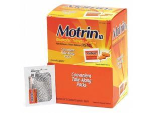 MOTRIN 048152 Pain Relief,Tablet,200mg Size,PK100