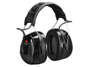 3m Electronic Ear Muffs  Includes (2) AA Batteries HRXS221A-NA