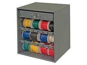 DURHAM MFG 297-95 Wire and Terminal Storage Cabinet,Steel