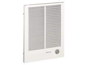Broan 198 Wall Heater High Capacity White 2000/4000W 240VAC 1500/3000W 208VAC
