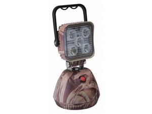 "ECCO EW2461-CAMO Work Light,LED,3-29/32"" D"