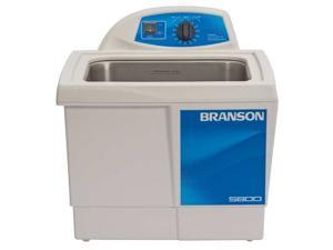 BRANSON CPX-952-517R Ultrasonic Cleaner,MH,2.5 gal,60 min.