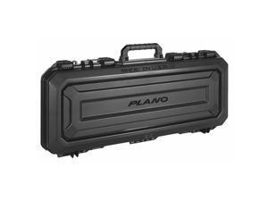 "PLANO MOLDING PLA11836 Gun Case,Single,Black,38"" L,17"" W"