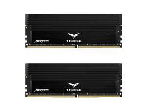 TEAMGROUP T-Force Xtreem DDR4 16GB Kit SDRAM (2x8GB) 4500MHz (PC4-36000) CL18 Desktop Memory Module ram - Black - TXKD416G4500HC18EDC01
