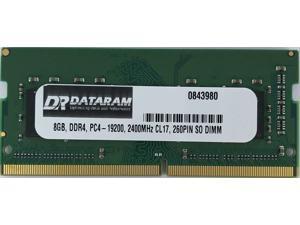 8GB DDR4 2400MHz SO DIMM for Gigabyte P57W v6