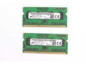 Micron 4GB SODIMM Laptop Memory, MT8KTF51264HZ PC3L-12800s-11-13-B4 Non-ECC PC-1