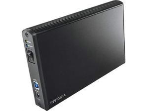 "Insignia 2.5/"" SATA To USB 3.0 Hard Drive Enclosure NS-PCHD235-C"