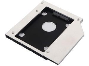 SATA 2nd HD SSD Hard Drive Case Caddy Frame Tray for Lenovo IdeaPad U330 S510 S510p Z710 S410p