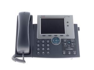 Cisco 7945G Two line Color Display IP Phone, CP-7945G, Lifetime Warranty