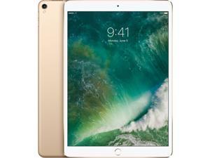 """Apple 10.5"""" iPad Pro (256GB, Wi-Fi + 4G LTE, Gold)"""