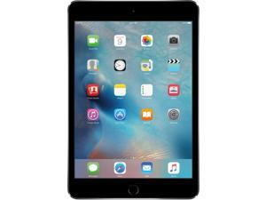 "Apple iPad Mini 4 7.9"" Tablet 128GB WiFi iOS 9 Space Gray"